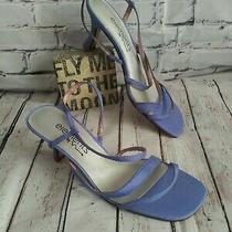 Elements by Nina Strap Pump Shoes Lilac Photo