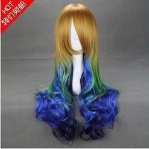 Elements Gradient Wind Face Wig  Gift Photo