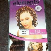 Elements Hair Heat French Deep Bulk Braiding 20
