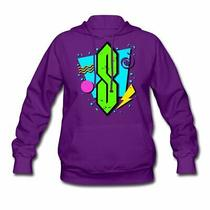 Elements of the Nineties Women's Hoodie Photo