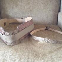 Elie Tahari Belts-Brand New Photo