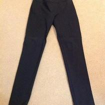 Elie Tahari Black Nina Pant Size Xs Photo