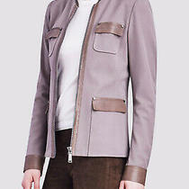 Elie Tahari Farratt Safari/military Jacket Size 6 - Nwt Photo