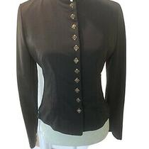 Elie Tahari Fitted Jacket Photo
