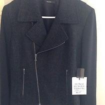 Elie Tahari Fitted Wool Jacket Photo