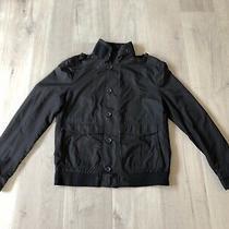 Elie Tahari Jacket Black Men Size M Photo