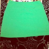 Elie Tahari Skirt 4 Green  Mini Skirt  Photo