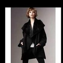 Elizabeth and James Beautiful Fur Jacket Photo