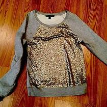 Elizabeth and James Sequin Sweatshirt  Photo