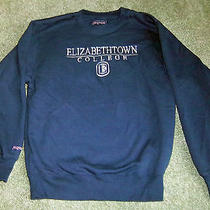 Elizabethtown College Blue Embroidered Jansport Sweatshirt Photo