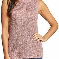 Ella Moss Ladies' Sweater Tank (Coral Flames Medium). Customer Return - Good Co Photo