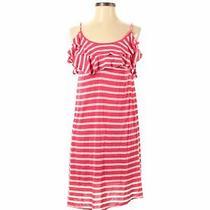 Ella Moss Women Pink Casual Dress S Photo