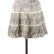 Ella Moss Women Pink Casual Skirt S Photo
