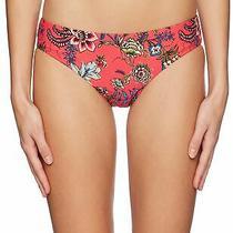 Ella Moss Women's Swimwear Red Size Large L Moss Floral Romance Retro 50 944 Photo