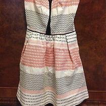 Ella Moss Zan Strapless Dress - Sunset - Size Xs - New Photo