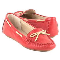 Ellen Tracy Newport Moccasins Shoes Womens New Size Photo
