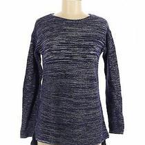 Ellen Tracy Women Blue Pullover Sweater Xs Photo