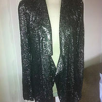 Ellery Metal Sequin Jacket Blazer  Photo
