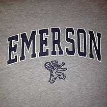 Emerson College  Griffin Mens T-Shirt Size Medium Lebron James Photo