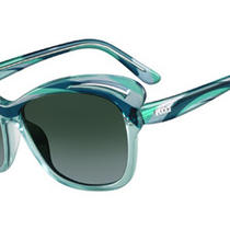 Emilio Pucci Sunglasses Ep712s 444 Aqua 58mm Photo