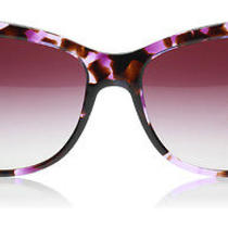 Emporio Armani 4030 Violet Havana 52264q Sunglasses Photo