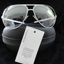 Emporio Armani 9809 /s-Fcnvc-60-14-135 Grey Metal Sunglasses  Photo