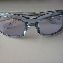 Emporio Armani Blue Sunglasses Photo