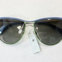 Emporio Armani Ea2022 3067/8e Multicolor/green Shaded Sunglasses Photo