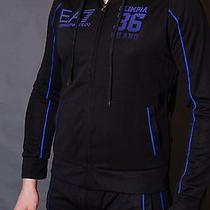 Emporio Armani Ea7 Sweatsuit Track Suit Sports Outdoors Size L Photo