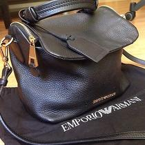 Emporio Armani Flap Over Bag Like New Photo