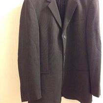 Emporio Armani Man's Jacket Size 40 Photo