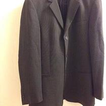 Emporio Armani Man's Jacket Size 40 Photo