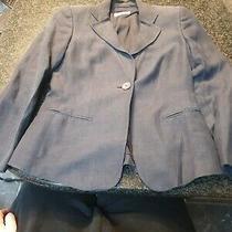 Emporio Armani Navy Women Blazer Size 40 Photo