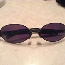 Emporio Armani Sunglasses Vintage Photo