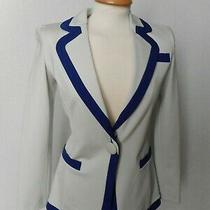 Emporio  Armani Women's Blazer / Jacket Size -42 New With Tags  Rrp-500 Photo