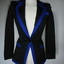 Emporio  Armani Women's Blazer  Size -38  Elasticated  Waist New With Tags Photo