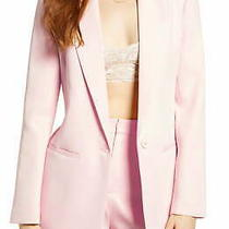 Endless Rose Women's Blazer Blush Pink Size Medium M Single-Button 120- 200 Photo