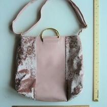 Envision Studio Blush Pink Purse Large X-Body Crossbody Style - Flash Sale Photo