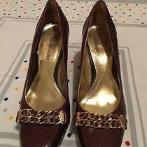 Enzo Angiolini Brown Shoes Photo