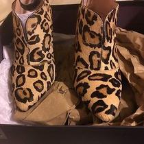 Enzo Angiolini Leopard (Pamla) Shoes New With Box Photo
