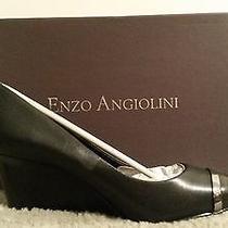 Enzo Angiolini Shoes (New Wedge Heels 7m) Photo