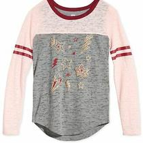 Epic Threads Big Kid Girls Star Print T-Shirt Opal Blush Photo