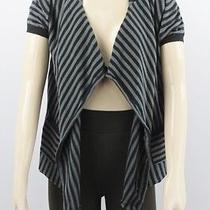 Epic Threads Girls Short Sleeve Hooded Cardigan Sweater Ebony Black Xl Photo