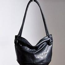 Erin Templeton Urban Outfitters Womens Hobo Bag Purse Black Osfm Nwt Photo