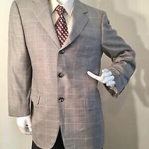 Ermenegildo Zegna Classy Rich Looking Men Blazer Size 40 Reg Photo