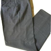 Ermenegildo Zegna Gray Dress Pants Size 48r Photo