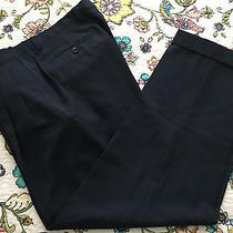 Ermenegildo Zegna Men's 100% Wool Dress Pants Size 34/30 Photo