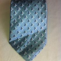 Ermenegildo Zegna Neck Tie Aqua Blue Fresh Look Mint Conditioni22 Photo