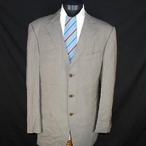 Ermenegildo Zegna Su Misura Men's Sport Coat Blazer Jacket It52l Us42 Italy Top Photo