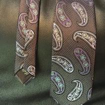 Ermenegildo Zegna Tie Beautiful Photo